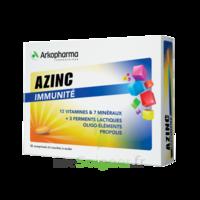 Azinc Immunité Tri Couches Comprimés B/30 à CHAMPAGNOLE