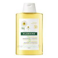 Klorane Camomille Shampooing 200ml à CHAMPAGNOLE