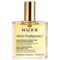 Huile prodigieuse®- huile sèche multi-fonctions visage, corps, cheveux100ml à CHAMPAGNOLE