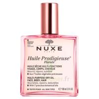 Huile prodigieuse® Florale - huile sèche multi-fonctions visage, corps, cheveux100ml à CHAMPAGNOLE