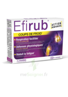 Efirub Comprimés Coups De Froid B/30 à CHAMPAGNOLE