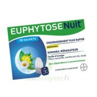 Euphytosenuit Tisane 20 Sachets à CHAMPAGNOLE
