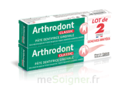 Pierre Fabre Oral Care Arthrodont Dentifrice Classic Lot De 2 75ml à CHAMPAGNOLE