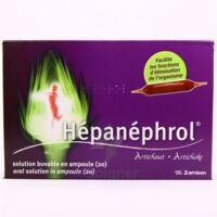 Hepanephrol, Solution Buvable En Ampoule à CHAMPAGNOLE
