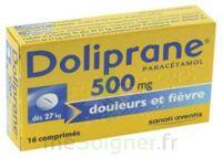 Doliprane 500 Mg Comprimés 2plq/8 (16) à CHAMPAGNOLE