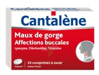 Cantalene, Comprimé à Sucer à CHAMPAGNOLE