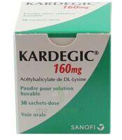 KARDEGIC 160 mg, poudre pour solution buvable en sachet à CHAMPAGNOLE