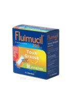 Fluimucil Expectorant Acetylcysteine 200 Mg Adultes Sans Sucre, Granulés Pour Solution Buvable En Sachet édulcorés à L'aspartam Et Au Sorbitol à CHAMPAGNOLE
