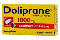DOLIPRANE 1000 mg Comprimés Plq/8 à CHAMPAGNOLE