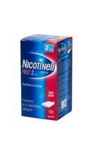 Nicotinell Fruit 2 Mg Sans Sucre, Gomme à Mâcher Médicamenteuse P/96 à CHAMPAGNOLE
