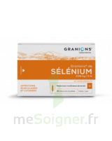 Granions De Selenium 0,96 Mg/2 Ml S Buv 30amp/2ml à CHAMPAGNOLE