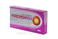 Nurofenfem 400 Mg, Comprimé Pelliculé à CHAMPAGNOLE