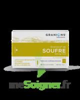 Granions De Soufre 19,5 Mg/2 Ml S Buv 30amp/2ml à CHAMPAGNOLE