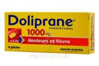 DOLIPRANE 1000 mg Gélules Plq/8 à CHAMPAGNOLE
