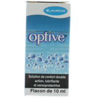 OPTIVE, fl 10 ml à CHAMPAGNOLE