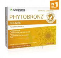 Phytobronz Solaire Caps Tous Types De Peaux B/30 à CHAMPAGNOLE
