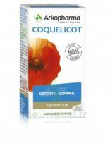 Arkogélules Coquelicot Gélules Fl/45 à CHAMPAGNOLE