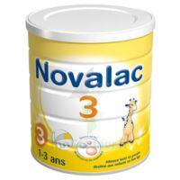 NOVALAC 3 Lait de croissance B/800g à CHAMPAGNOLE