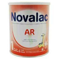 NOVALAC AR 0-6 MOIS Lait en poudre antirégurgitation B/800g à CHAMPAGNOLE