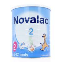 NOVALAC 2 Lait en poudre 2ème âge B/800g* à CHAMPAGNOLE