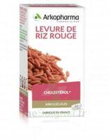Arkogélules Levure de riz rouge Gélules Fl/45 à CHAMPAGNOLE
