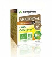 Arkoroyal 100% Gelée Royale Bio Gelée Pot/40g à CHAMPAGNOLE