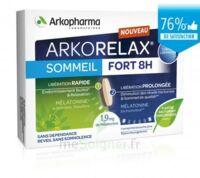 Arkorelax Sommeil Fort 8H Comprimés B/15 à CHAMPAGNOLE