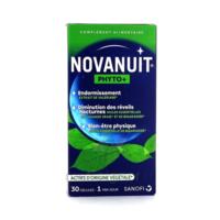 Novanuit Phyto+ Comprimés B/30 à CHAMPAGNOLE