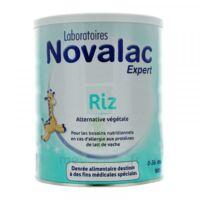 Novalac Expert Riz Lait En Poudre 0-36mois B/800g à CHAMPAGNOLE