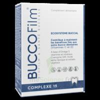 Buccofilm Complexe 19 Gélules+caps B/45+15 à CHAMPAGNOLE