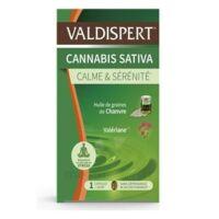 Valdispert Cannabis Sativa Caps Liquide B/24 à CHAMPAGNOLE