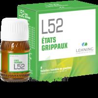 Lehning L52 Solution Buvable En Gouttes Fl/30ml à CHAMPAGNOLE
