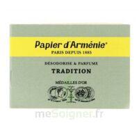 Papier D'arménie Traditionnel Feuille Triple à CHAMPAGNOLE
