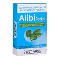 Pierre Fabre Oral Care Alibi Pocket 12 Pastilles à CHAMPAGNOLE