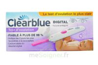 TEST D'OVULATION DIGITAL CLEARBLUE x 10 à CHAMPAGNOLE