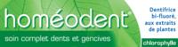 Boiron Homéodent Soin Complet Dents Et Gencives Pâte Dentifrice Chlorophylle T/75ml à CHAMPAGNOLE