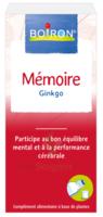 Boiron Mémoire Ginkgo Extraits De Plantes Fl/60ml à CHAMPAGNOLE