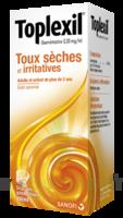 Toplexil 0,33 Mg/ml, Sirop 150ml à CHAMPAGNOLE