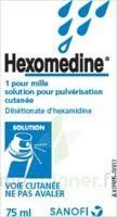 Hexomedine 1 Pour Mille, Solution Pour Pulvérisation Cutanée En Flacon Pressurisé à CHAMPAGNOLE