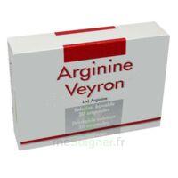 Arginine Veyron, Solution Buvable En Ampoule à CHAMPAGNOLE