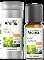 Huile Essentielle Basilic Tropical à CHAMPAGNOLE