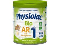 Physiolac Bio Ar 1 à CHAMPAGNOLE