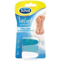 Scholl Velvet Smooth Ongles Sublimes kit de remplacement à CHAMPAGNOLE