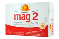 Mag 2 122 Mg S Buv En Ampoule Sans Sucre édulcoré à La Saccharine Sodique 30amp/10ml à CHAMPAGNOLE
