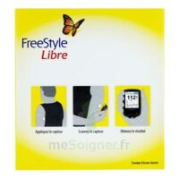 Freestyle Libre lecteur de glycémie à CHAMPAGNOLE