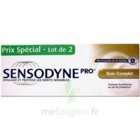 Sensodyne Protection Complète Lot De 2 X 75 Ml à CHAMPAGNOLE