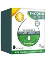 Phytosun Défenses Naturelles à CHAMPAGNOLE