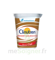 CLINUTREN DESSERT GOURMAND Nutriment café 4Cups/200g à CHAMPAGNOLE