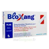 Bloxang Eponge De Gélatine Stérile Hémostatique B/5 à CHAMPAGNOLE