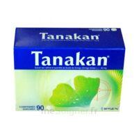 Tanakan 40 Mg, Comprimé Enrobé Pvc/alu/90 à CHAMPAGNOLE